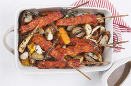 BBQ Kebab Roast